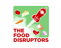 Logo project: The Food Disruptors