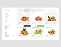 Fit fruit | E-commerce