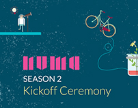 Numa Season 2 Kickoff Ceremony