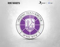 Ironi Nahariya | logo redesign