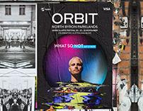 Orbit Music Festival / UI