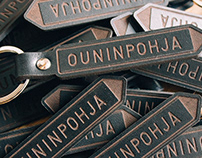 Ouninpohja keychains