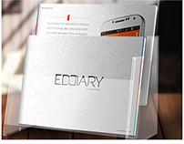 Eddiary Brochure    Tecort Innovations