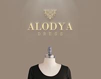 Alodya Dress