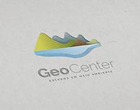 Identidade Visual - Geocenter: Estudos em Meio Ambiente