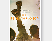 Book Cover for 'The Unchosen'