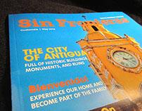 Sin Fronteras Magazine
