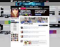 MTV Social Network (Concept Request)