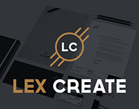 Lex Create /// Corporate Identity