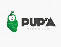 PUPA | Logo Design | Owl Generation
