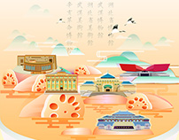"""""""食色江城""""系列之——武汉馆藏"""