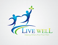Health and Wellness company Logo design