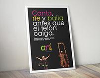 Arí Colombia // Teatro del Humor