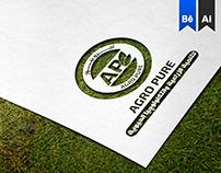 Agro Pure Company Logo ®