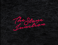 "Concept Album Cover: Audio Push ""The Stone Junction"""
