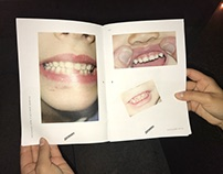 "zine ""baby teeth and chanson"""