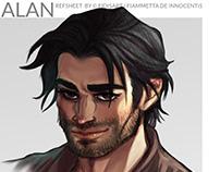 [REFSHEET] ALAN