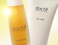 Docte's web banner