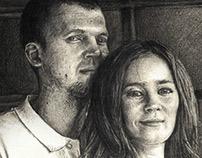 Sergey and Kristina