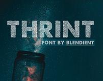 Thrint Font