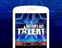 Britain's Got Talent Official App
