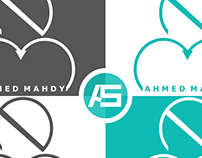 "A new logo ""AM"" for Ahmed Mahdy"