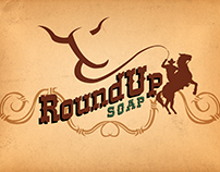 """RoundUp Soap"" for men"