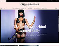 Agent Provocateur Blog