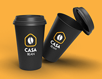 Casa Bean - Brand Identity