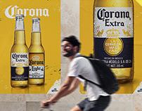 Corona México Visual Identity