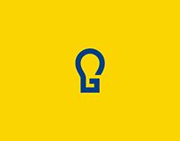 Grodno - logo redesign concept