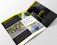 Z-Fold Leaflet - Cherwell Home Improvements