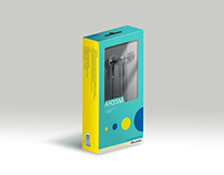 Earphone package design--Alteam