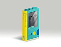 Earphone package design--Alteam