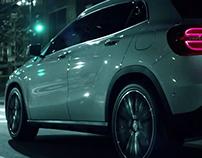 Mercedes-Benz - GLA