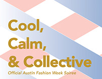 Austin Fashion Week 2016 - Print Design