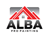 Alba Pro Painting Branding