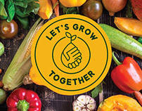 Let's Grow Together - Branding