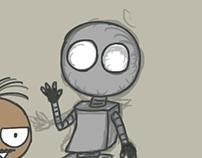 Characters Sketching