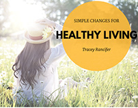 Simple Changes for Healthy Living