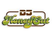 DJ Honeycut Logo Creation