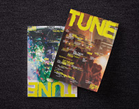 TUNE (A Zine On Underground Dance Music Culture)