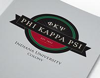 Phi Kappa Psi Fraternity || Expansion Bi-fold