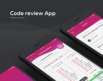 Mobile UI / UX - Review and comment code