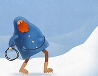 Medina Turgul DDB 20. Anniversary // Animation Series