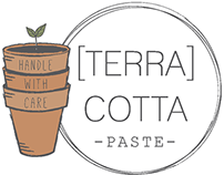 [Terra]cotta Paste New Logo