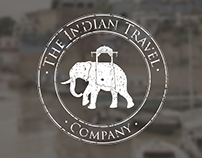 The Indian Travel Co. Logo