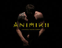 Animikii Physical Theatre - Branding and Website