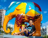 Elephant Parade - Rio 2018
