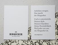 Hingucker Store – Das Schöne Sehen